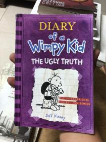 Diary of a Wimpy Kid #5 The Ugly Truth 小屁孩日记5:丑陋的真相 (美国版,平装)