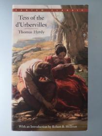 【英文原版】Tess of the d'Urbervilles:苔丝