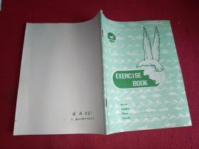 海鸥牌  练习簿 (内有笔记)