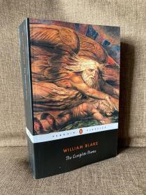 The Complete Poems(《威廉·布莱克诗全集》,修订版,Alicia Ostriker编,包含生前未出版诗)