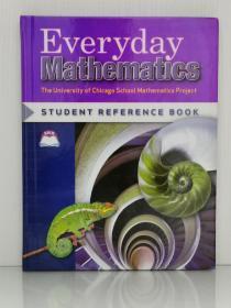 美国小学数学 6级 教材+练习册(1-2册)     共3册Everyday Mathematics Grades 6 Student Math Journal + Reference Book(1-2)  The University of Chicago School Mathematics Projects  (原版教材)英文原版书