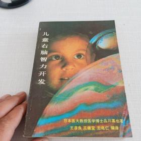 右脑智力开发系列丛书(一)儿童右脑智力开发(二)右脑使用与开发(三)右脑超长记忆术