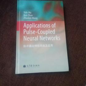 脉冲耦合神经网络及应用(国内英文版,精装,1版1次,未翻阅)