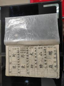 《王氏族谱》卷一,(9一29)(40一42)页,详见图,有缺页