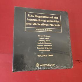 U.S.Regulation of the International Securities and Derivatives Markets Eleventh Edition【美国国际证券和衍生品市场监督 第11版】