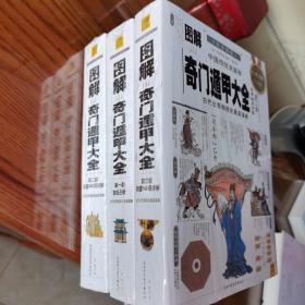 图解奇门遁甲(全三册)