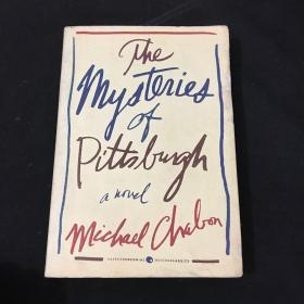 the mysteries of pittsburgh(毛边本)