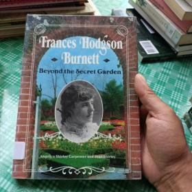 Frances Hodgson Burnett beyond the secret garden