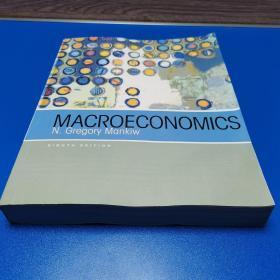 【英文原版】Macroeconomics【大16开 (曼昆宏观经济学)