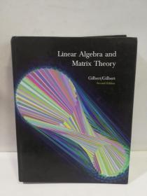 英文原版 (线性代数与矩阵论 英文版) 第二版 Linear Algebra and Matrix Theory