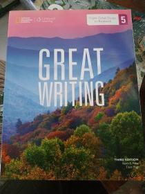 Great Writing 5 Text with Online Access Code