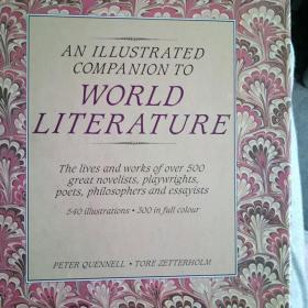 an illustrated companion to world literature