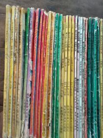七龙珠  老版七龙珠49本合售,有些不是海南的祥看图