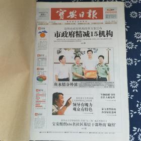 宝安日报 2009年8月(1-31日)