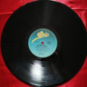 迈克尔.杰克逊 (MICHAEL  JACKSON)      黑胶唱片(无封套)如图