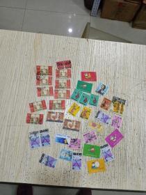 香港邮票 (全部合售,自算)