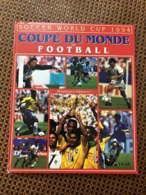 原版足球画册 94美国世界杯特刊 solar版本