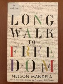 Long Walk to Freedom (Abacus 40th Anniversary Edition) (进口原版,国内现货)