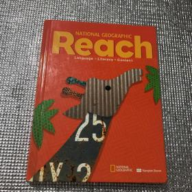 NATIONAL GEOGRAPHIC Reach Language . Literacy . Content 少儿版国家地理(英文原版 精装)