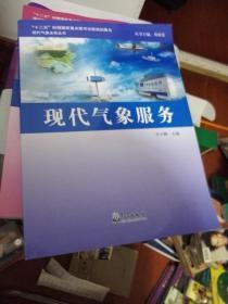 现代气象业务丛书:现代气象服务