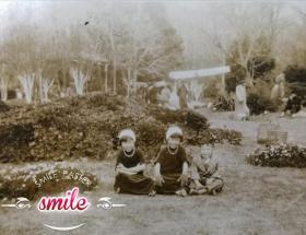 民国青岛风景老照片第一公园