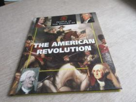 THE AMERICAN REVOLUTION 外文原版库2