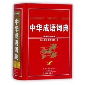 中华成语词典(大字本)