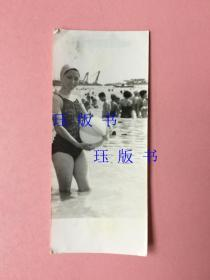 照片,美女,泳装少见