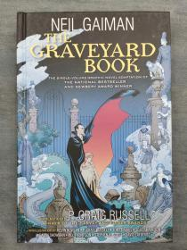 The Graveyard Book 墓地图画小说 坟场之书