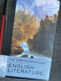 现货 The Norton Anthology of English Literature, The Major Authors