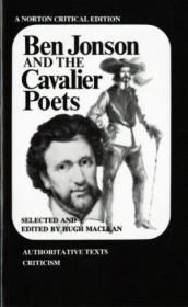 Ben Jonson And The Cavalier Poets