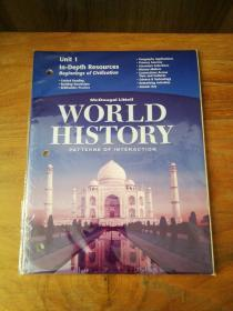 World History Patterns of Interaction Unit 1 In-Depth Resources