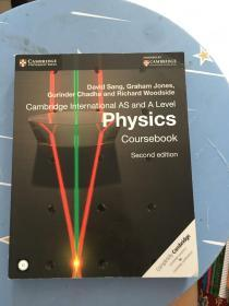 Cambridge International as and a Level Physics Coursebook(含光盘)16开,书内有少许划线