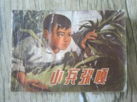 小兵张嘎(封面封底品差,内页完好不缺).
