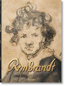 【包邮】rembrandt The Complete Drawings And Etchings 2019年出版