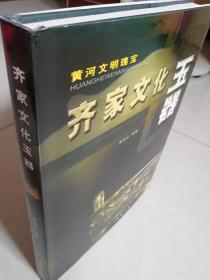齐家文化玉器 黄河文明瑰宝 岳龙山/ 作者签名 九五品 正版包邮