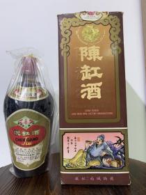中国名酒 陈缸酒(外包装盒24.5*9.5cm)酒瓶未开封保质期年限参看图片