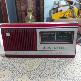 海鸥牌收音机