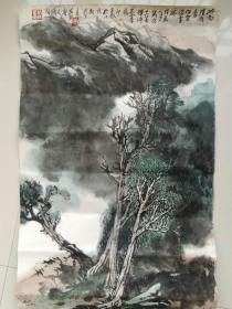 李春海山水画