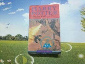 HARRY POTTER AND THE GOBLET OF FIRE 哈利·波特与火焰杯