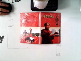 跨世纪伟人毛泽东 精品版毛泽东像章珍藏集第二册 24枚