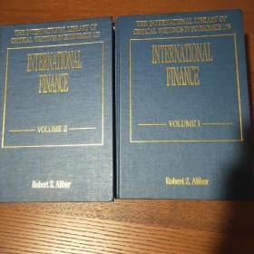 International Finance Volume  I  Ⅱ