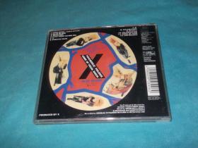 日本原版 CD: BLUE BLOOD   表演者 X,为X的第一张专辑,共12首乐曲