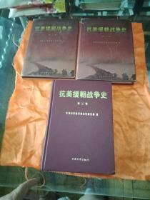 抗美援朝战争史.第一卷