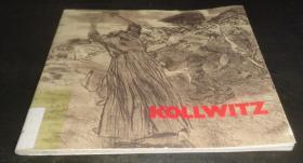 2手英文 Kathe Kollwitz: The Power of the Print 珂勒惠支 图书馆用书 sac86