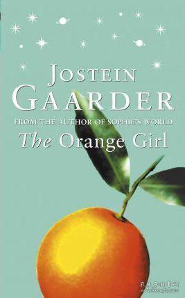 预售挪威大师级作家 the orange girl jostein gaarder