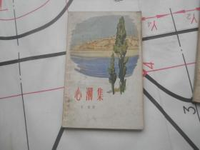 心潮集(馆藏书)1965年1版1印