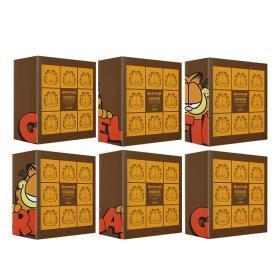 加菲猫全集:40周年 典藏版(全套30册)加菲猫漫画 卡通动漫书籍漫画8090后回忆童年漫画书 收藏系列经典漫画书籍