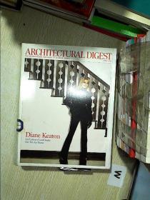 AD ARCHITECTURAL DIGEST  APRIL2005