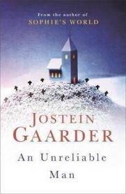 预售挪威大师级作家乔斯坦贾德an unreliable man jostein gaarder
